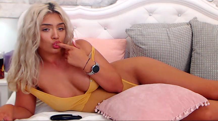 Tall Blonde Teen Big Tits
