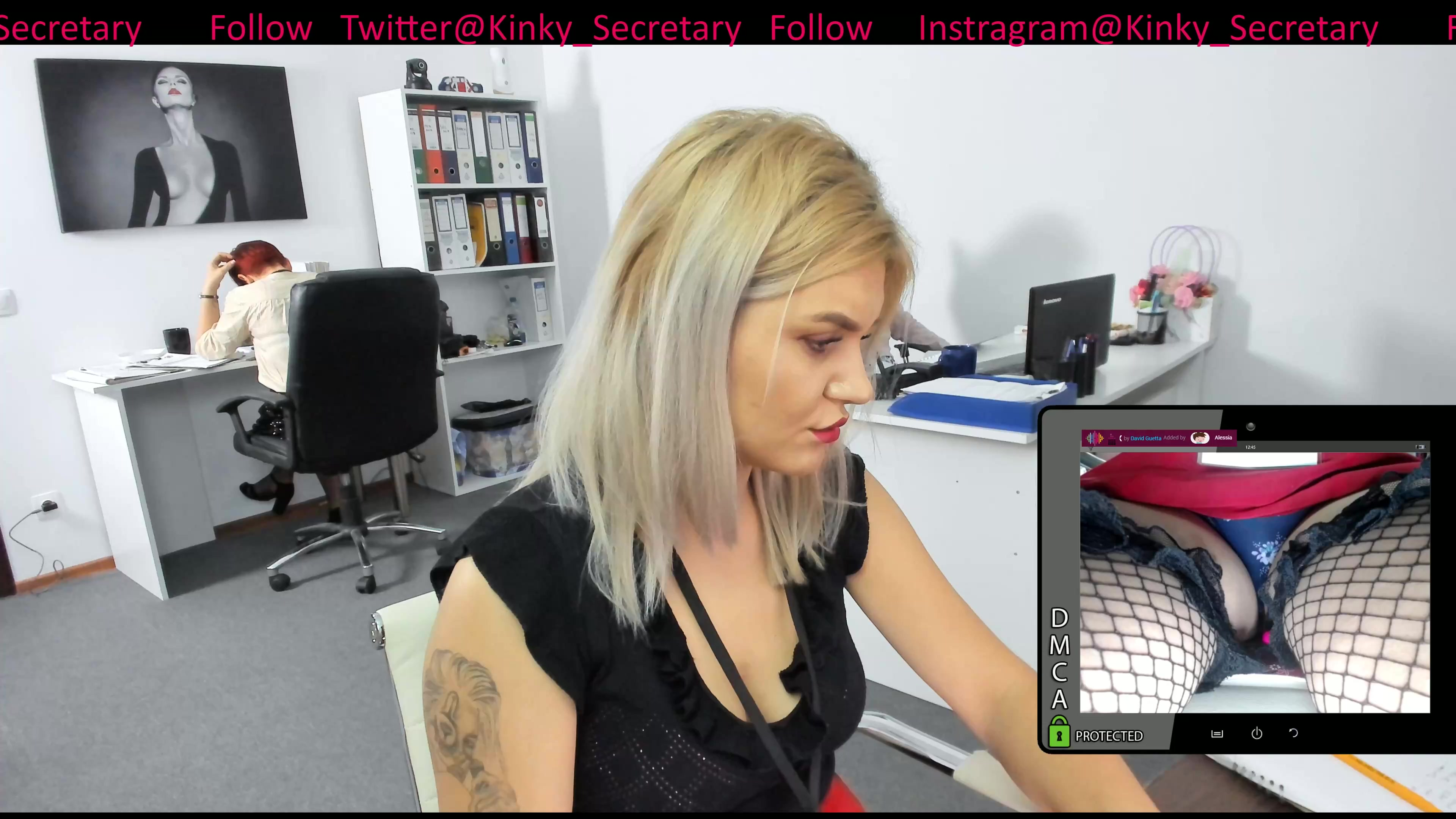 Office chaturbate Chaturbate Office_izzy